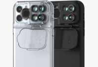 ShiftCam multi-lens iPhone case