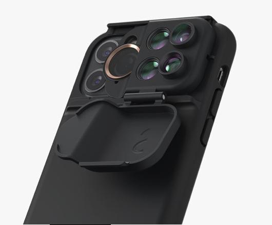 ShiftCam multi-lens iPhone case