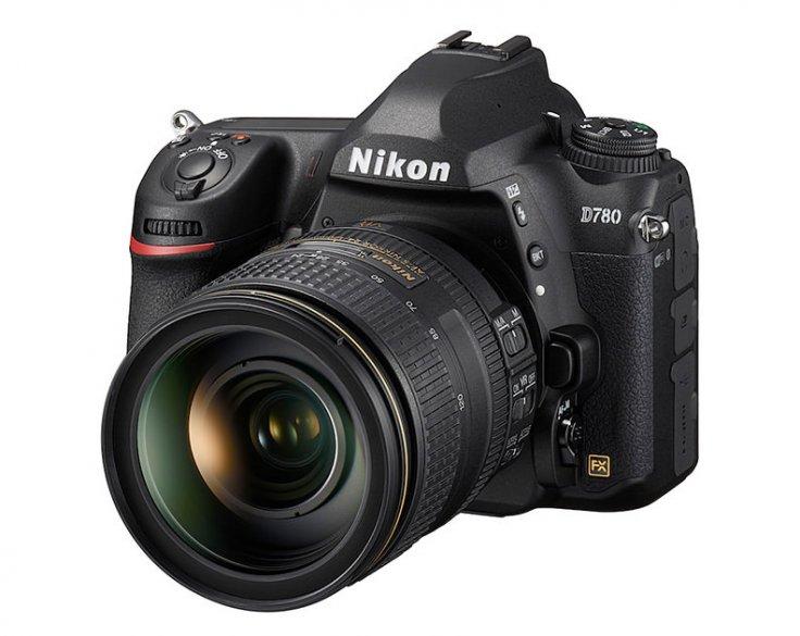 Nikon D780 Full-frame camera