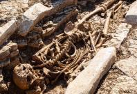 Roman-British burial
