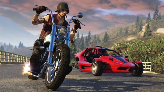 GTA Online Bikers update