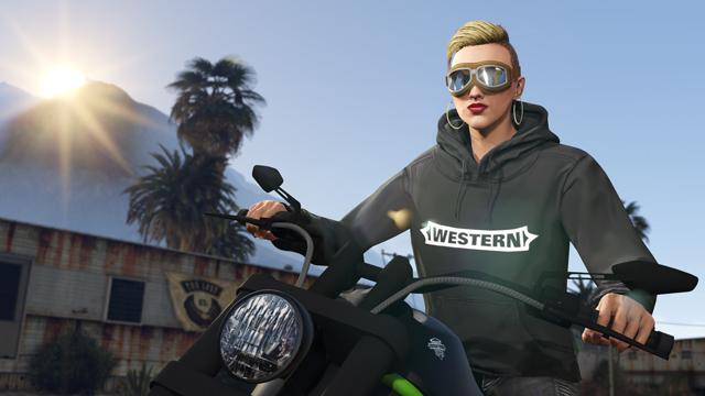 GTA 5 Online: Bikers DLC