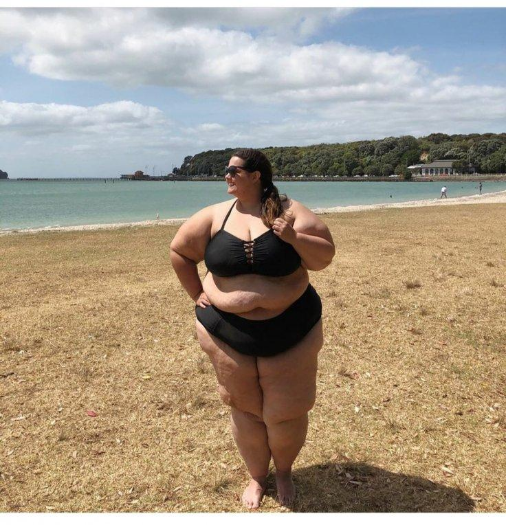 Megan Kerr Plus SIze Bikini Instagram Influencer