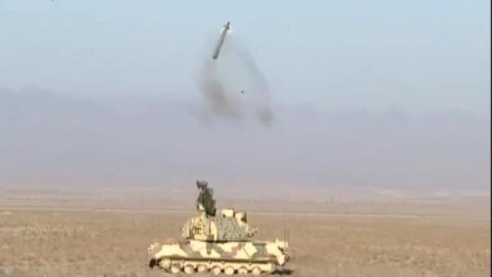 Tor missile