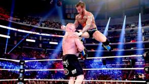 Brock Lesnar and CM Punk