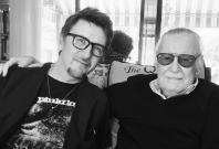 Scott Derrickson with Stan Lee