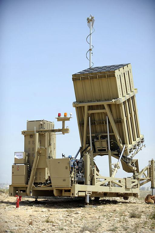 Iron Dome Battery