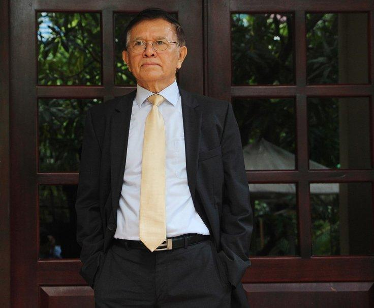Kem Sokha, opposition leader in Cambodia