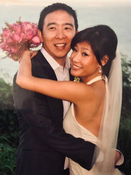 Evelyn Yang Wife Of Presidential Candidate Andrew Opens Up About Being A Victim Of Sexual Abuse