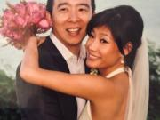 Evelyn Yang and Andrew Yang