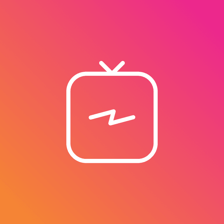 Instagram's IGTV logo