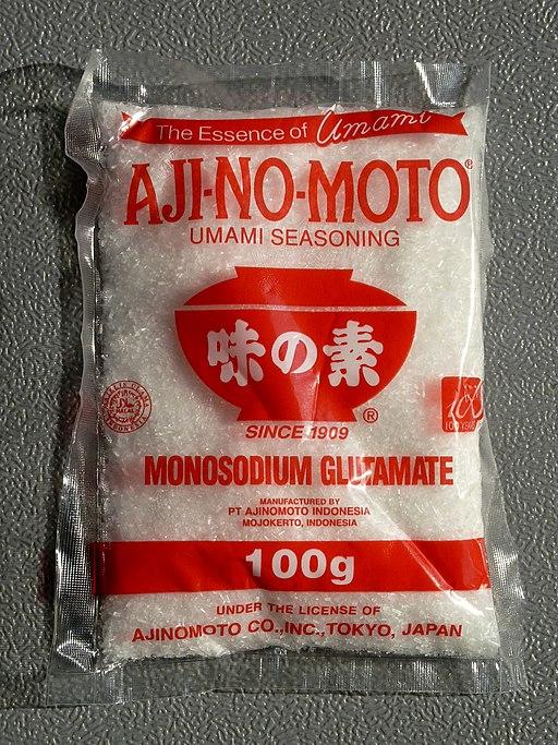 Ajinamoto/MSG