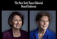 NYT endorsement