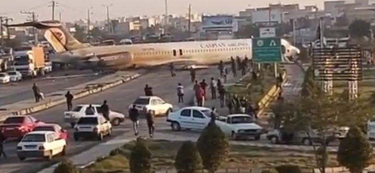 Caspian airline