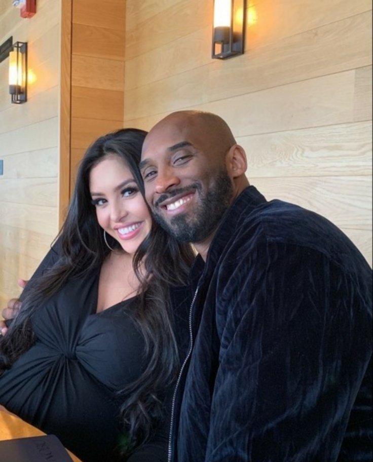 Kobe Bryant Vanessa