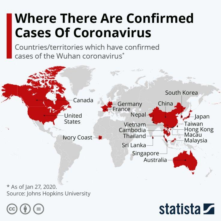 Coronavirus Came From: Coronavirus Comparison With SARS And MERS Outbreaks