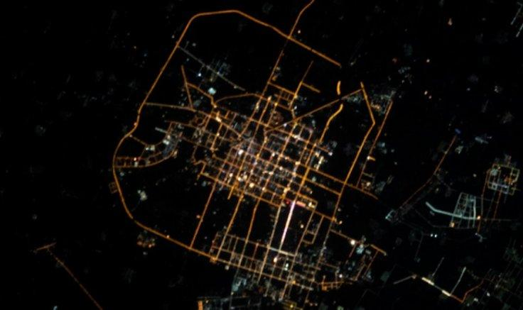 Chinese City ISS