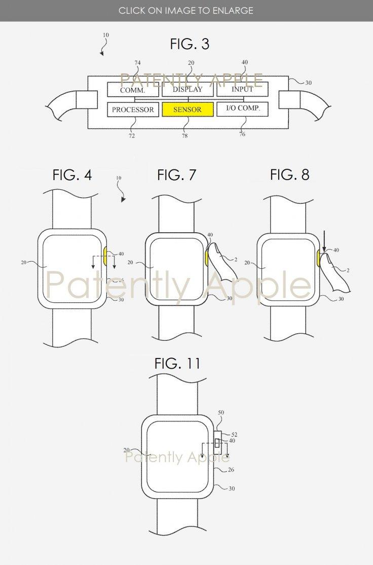 Apple Watch optical sensors