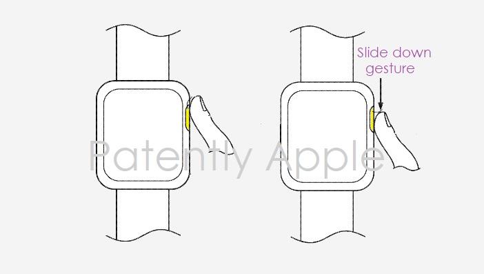 Apple Watch new patent
