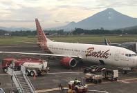 Batik Air flight