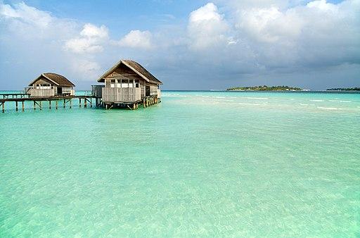 Cocoa islands, Maldives