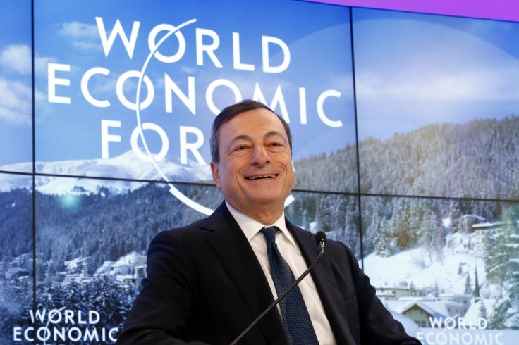 ECB chief hits at policy easing