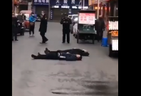 china dead