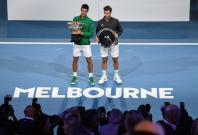 Australian open final 2020
