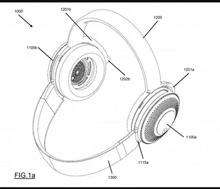 Dyson air purifier headphones
