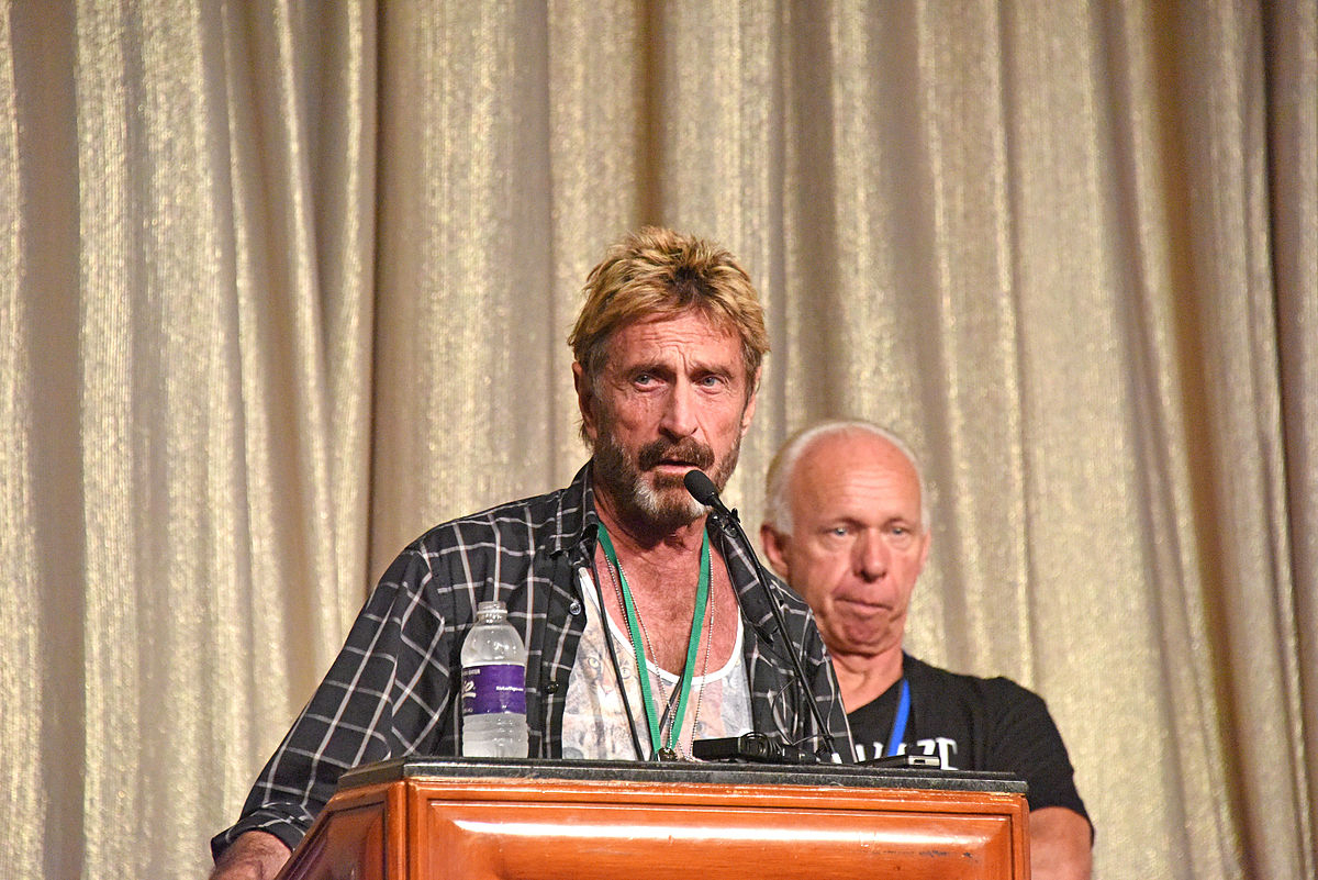 Cybersecurity Magnate John McAfee Arrested in Spain, Facing Extradition to  the US