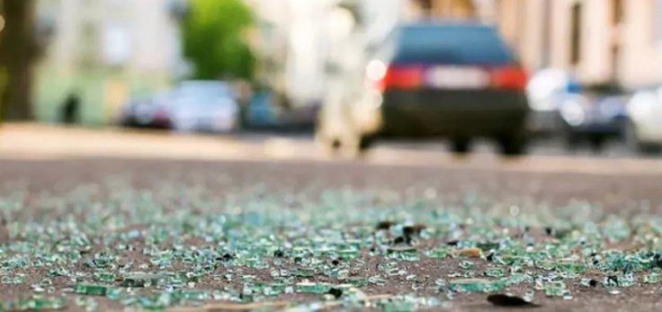 Car ramming representational image