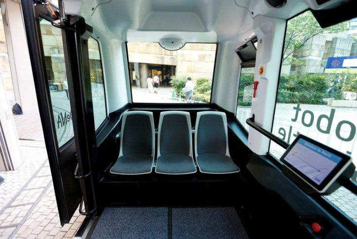 Singapore launchs first trial of driverless buses in Jurong West