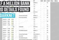 half-a-million-bank-card-details-found-on-darknet
