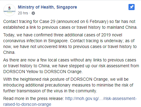 Ministry of Health, Singapore