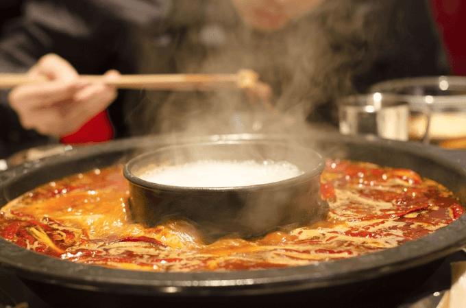 Hotpot meal