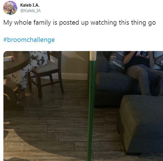 Broomchallenge
