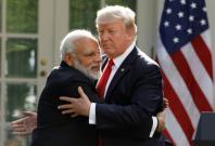Modi at White House