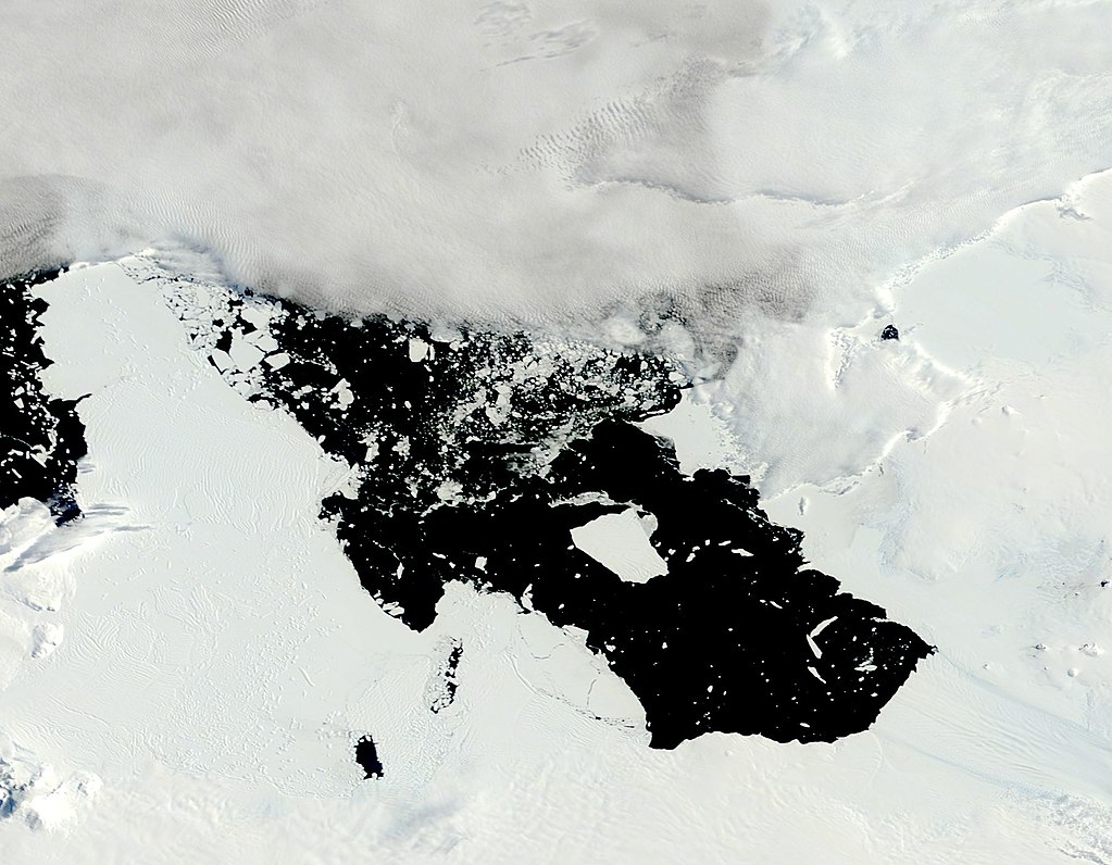 After hottest temperature, now iceberg breaks off in Antarctica