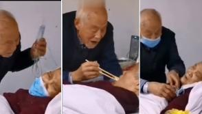 This touching video of old Chinese couple is a must-watch this Valentine's Day