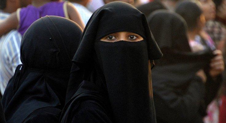 Muslim Woman Islamic Burka