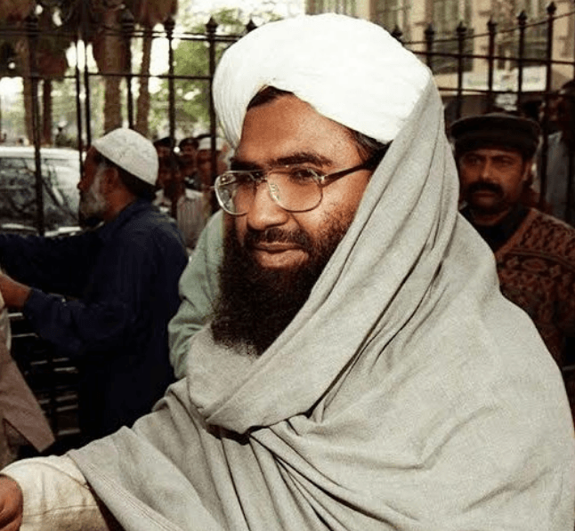 Masood Azhar, founder of JeM