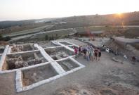 Canaanite Temple at Tel Lachish.