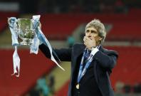 After Capital One Cup win, Manuel Pellegrini looks at taking City to Champions League title