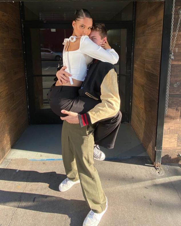 Lucky Blue Smith Married Nara Pellman In A Romantic