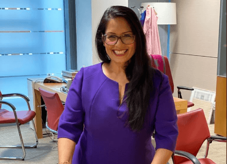 Preeti Patel, Home Secretary