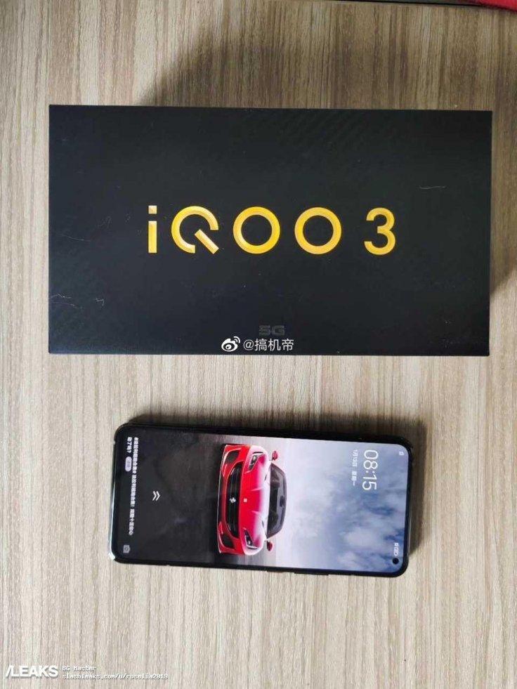 Vivo iQOO 3 5G edition