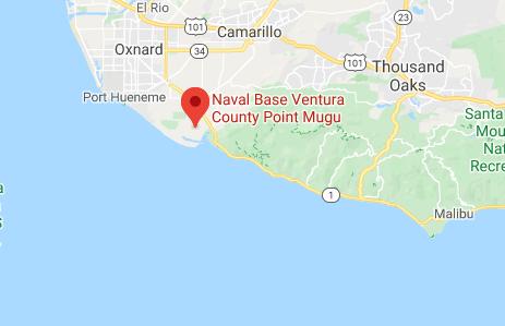 Naval Base Ventura County Point Mugu