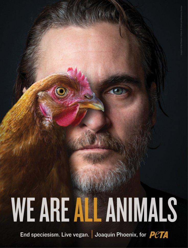PETA India advertisement