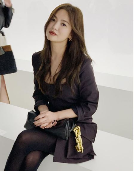Milan Fashion Week This Is What Descendants Of The Sun Actress Song Hye Kyo Is Up To