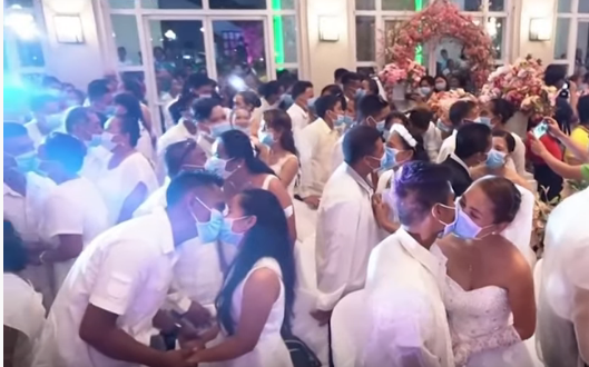 Mass Wedding, Philippines